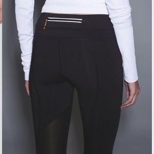 Lululemon | Run Inspire Crop Legging